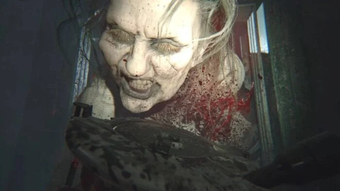 Zombie from Resident Evil 7