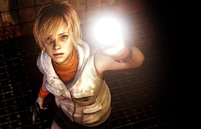 Image of Heather in Silent Hill 3
