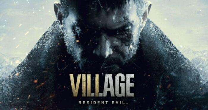 Box art for Resident Evil Village