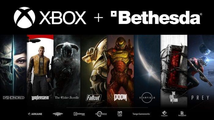 Image of Bethesda Microsoft Acquisition