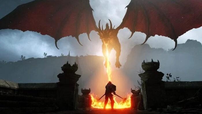 Demon's Souls screenshot