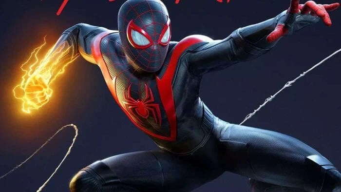 miles-morales as spider-man ps5