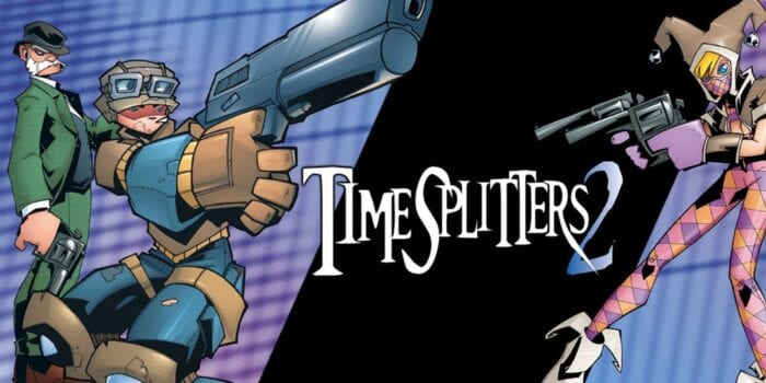 TimeSplitter 2 art