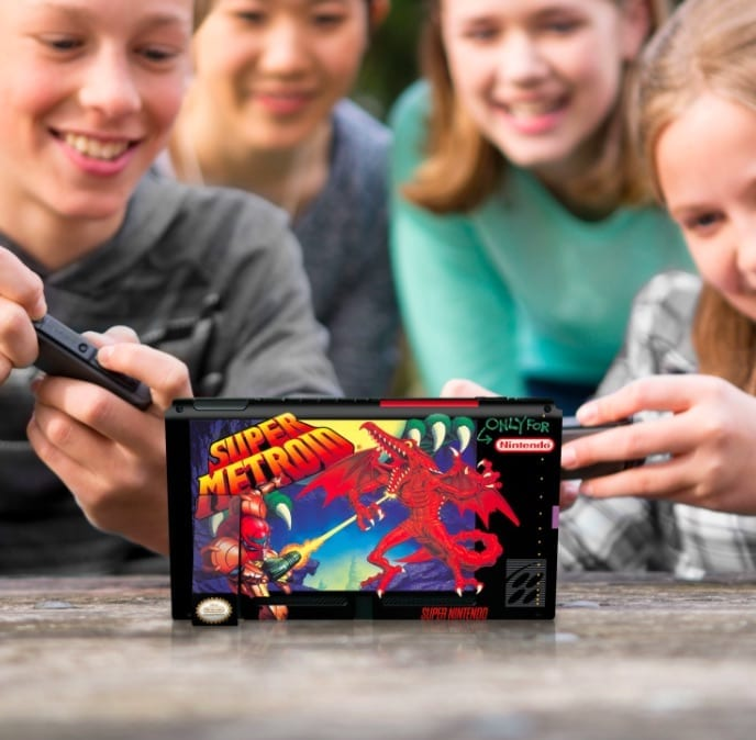 Nintendo Switch Metroid
