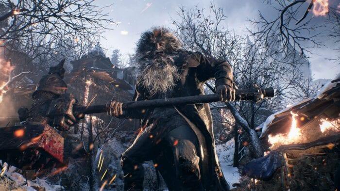 re village new gameplay
