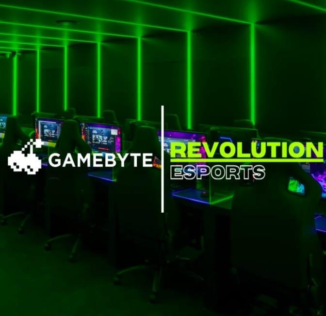GameByte x Revolution Esports