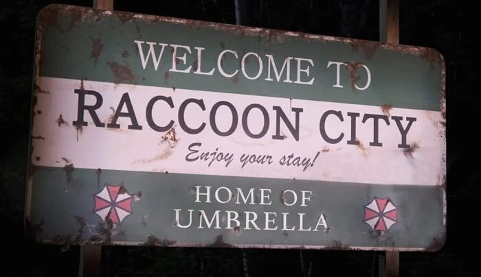 welcome to raccoon city re movie reboot