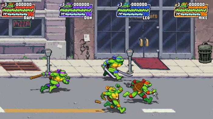 new ninja turtles