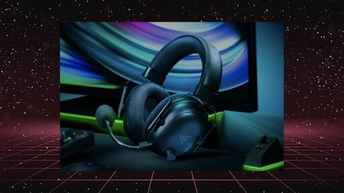 A picture of the Razer BlackShark V2 Pro on the GameByte Shop