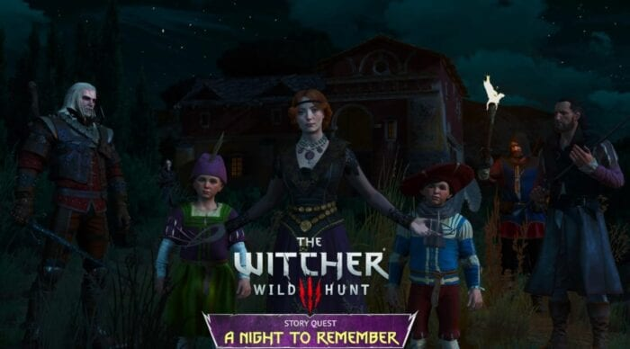 witcher-night-to-remember-mod