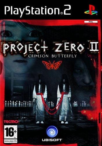 Project Zero II Crimson Butterfly PS2 Jeux Occasion