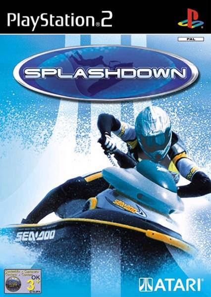 Splashdown PS2 Jeux Occasion Pas Cher Gamecash