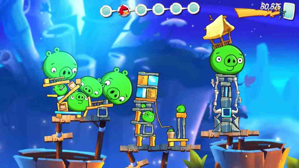Angry Birds 2 cheats tips