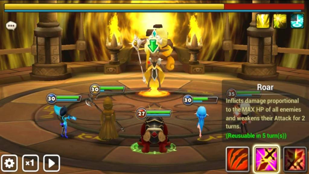 Summoners War Sky Arena Cairos Dungeon