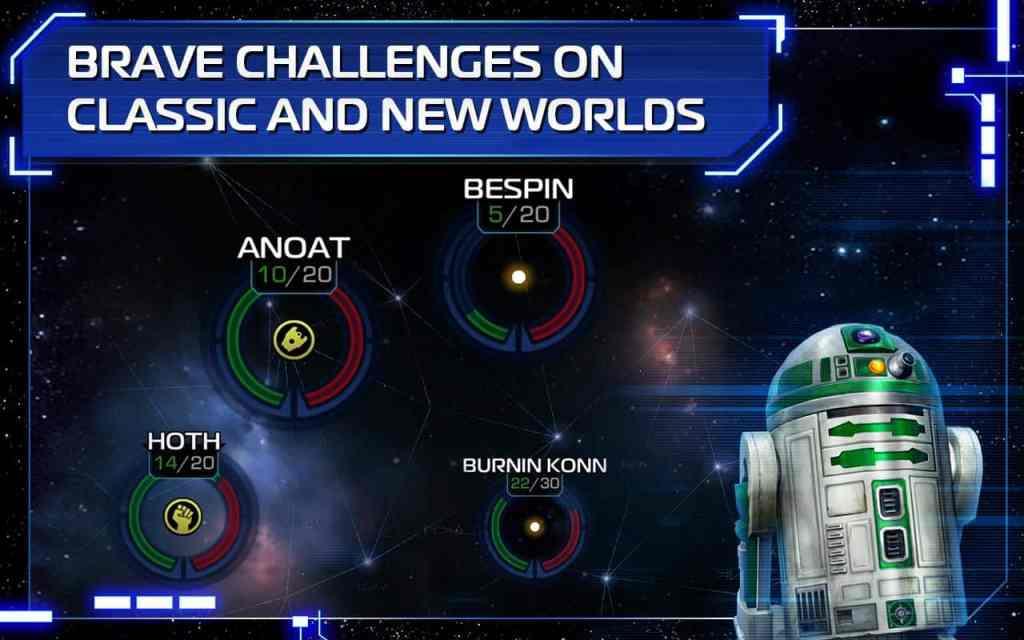 Star Wars Uprising play