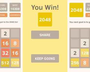 2048 cheats tips