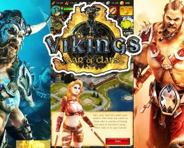 vikings War of Clans for pc