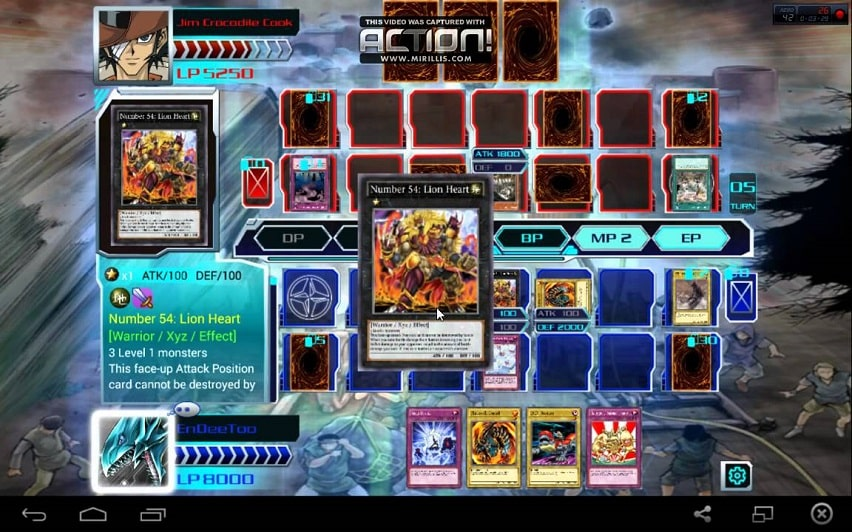 Yu-Gi-Oh! Dueling Nexus - Free Yu-Gi-Oh! Online Game