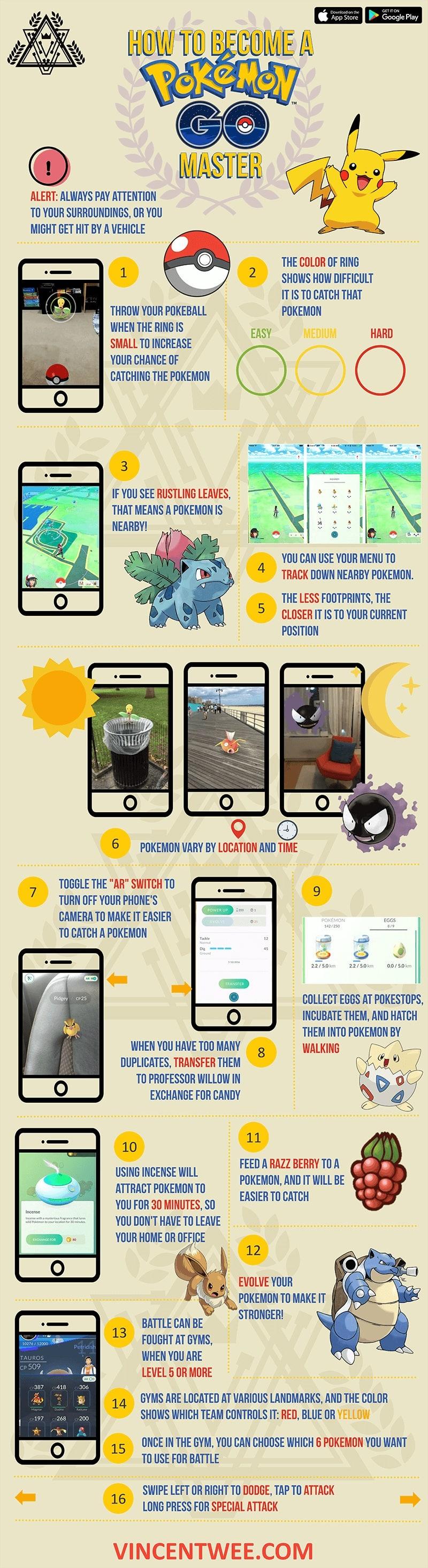 pokemon-go-cheats-tips-tricks-infographic
