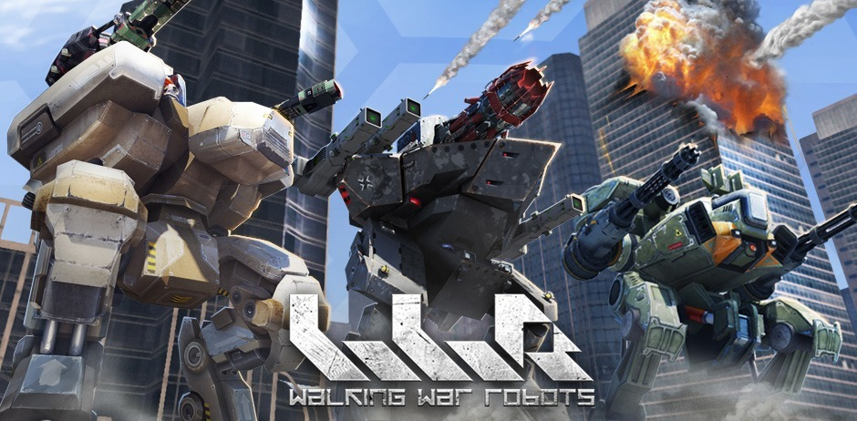 Walking war robots app review apppicker.