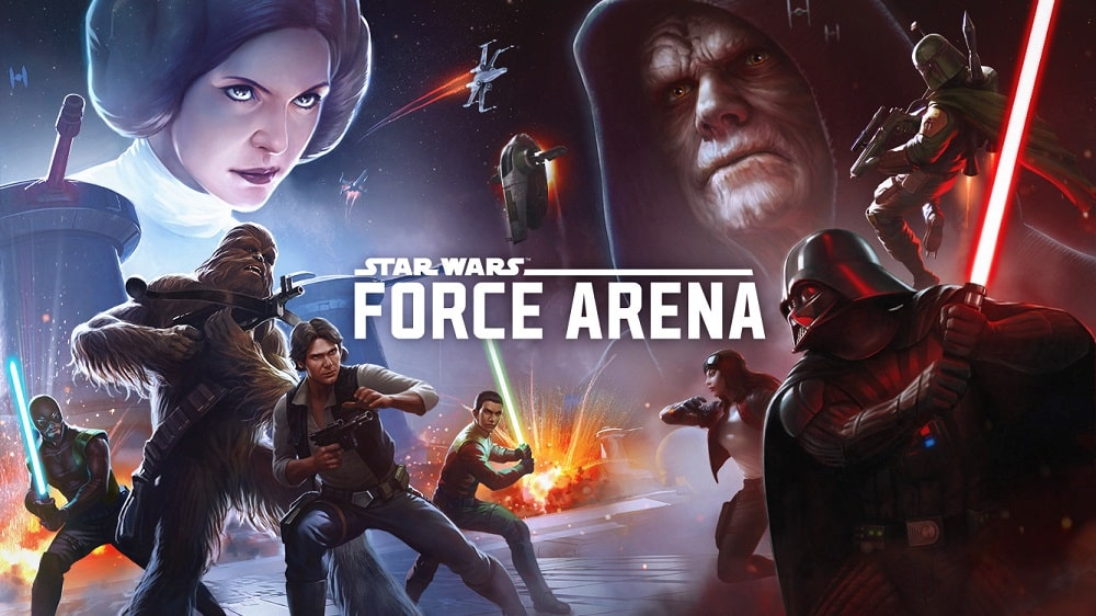 Star Wars: Force Arena for PC - Windows/MAC Download