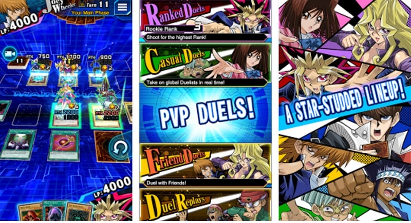 Yu-Gi-Oh! Duel Links for PC - Windows/MAC Download » GameChains