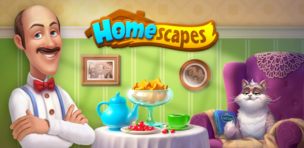 Homescapes for PC - Windows/MAC Download