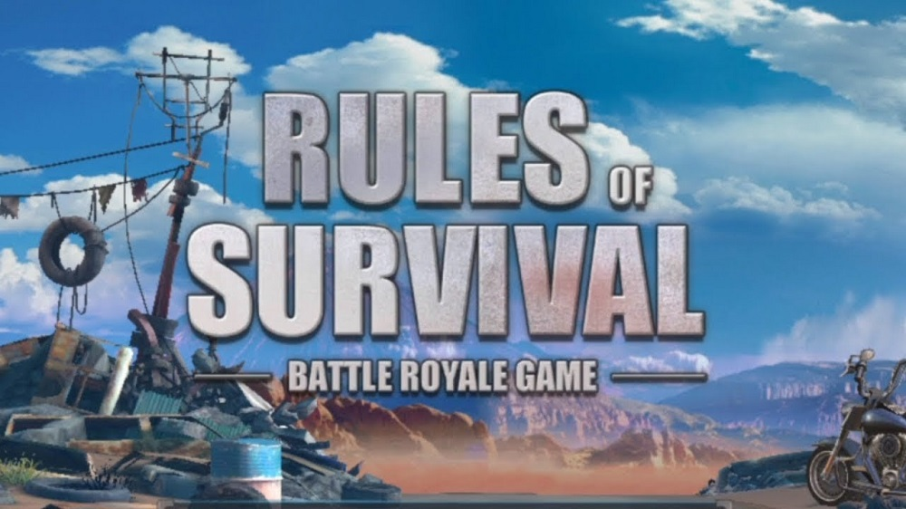 Rules Of Survival For PC WindowsMAC Download
