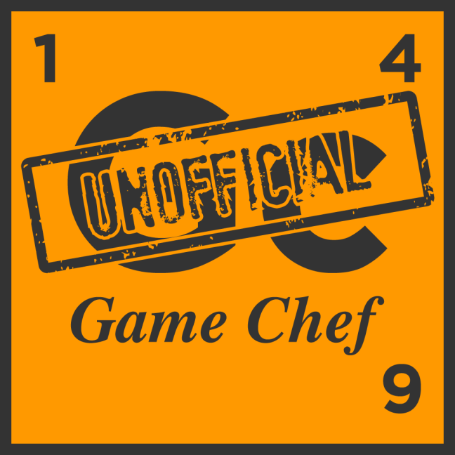 Logo Game Chef Unofficial