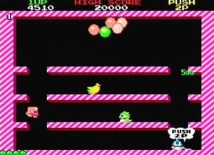 Serious Game Classification Bubble Bobble 1986