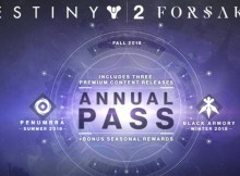 Destiny 2 Forsaken Annual Pass Free