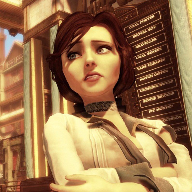 @ BioShock Infinite (Irrational Games)