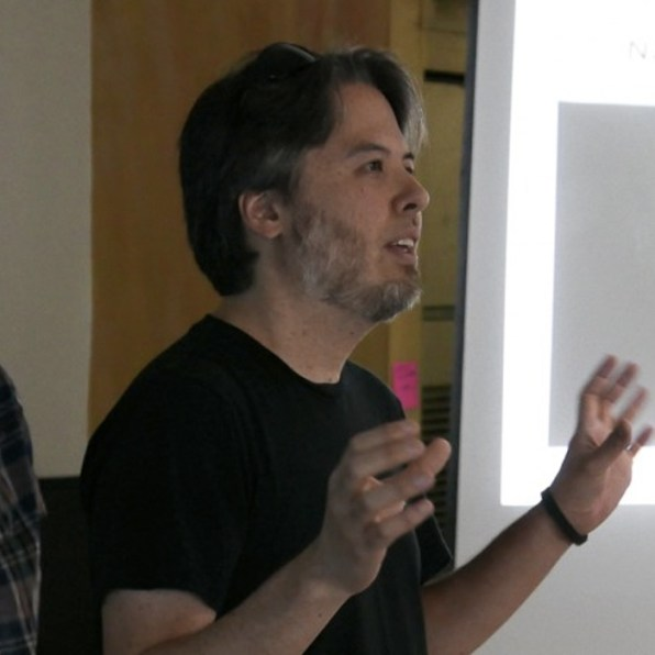 Christian Nakata, Lead Environment Artist (Last of Us)