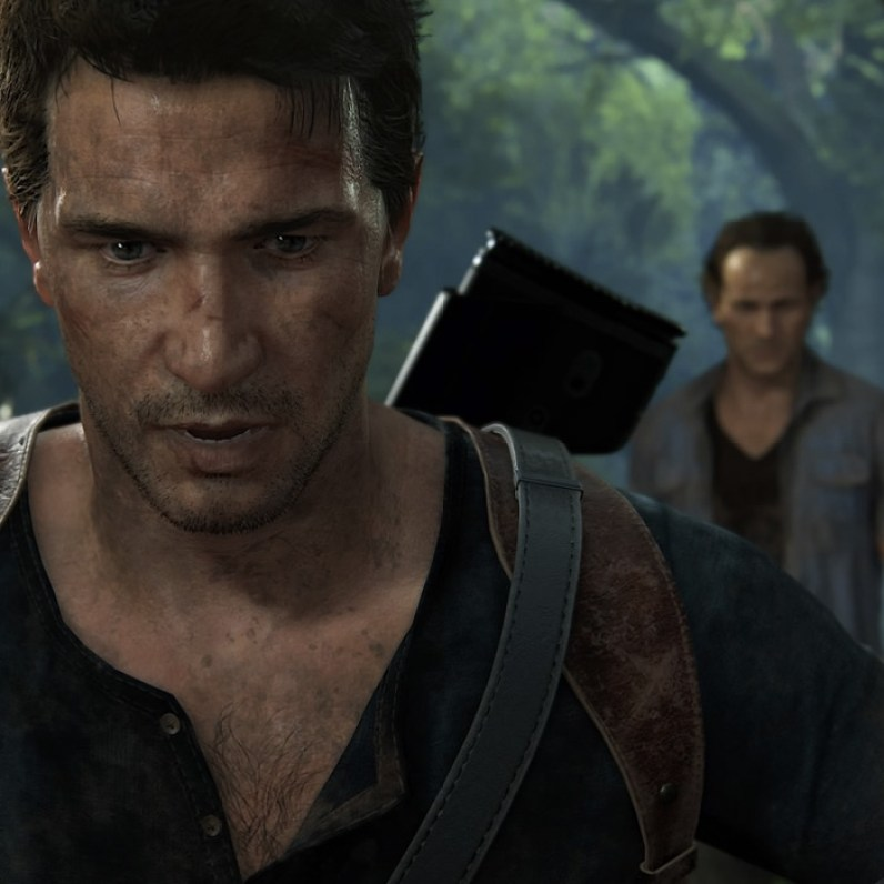 @ Uncharted 4 (Naughty Dog)