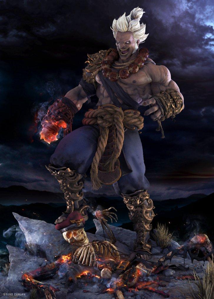® Bruno Camara - Akuma (Street Fighter)