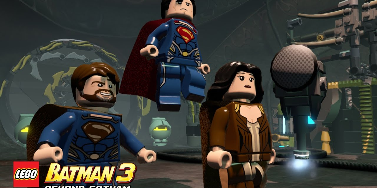 LEGO Batman 3: Beyond Gotham DLC Trailer