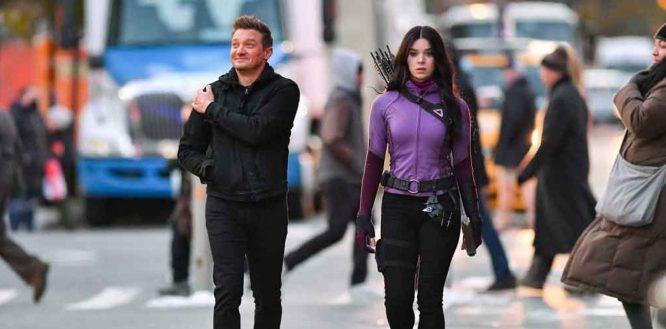 Jeremy Renner confirma que el rodaje de Hawkeye ha finalizado