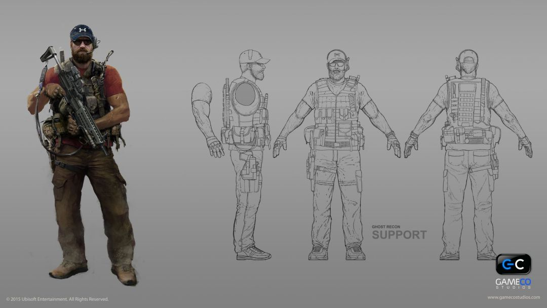 ghost-recon-wildlands-Support-Concept