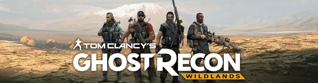 Tom Clancy's Ghost Recon® Wildlands Concept and 3D Art by GamecoStudios