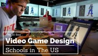 The 50 Best Video Game Design Schools | 2017 Rankings