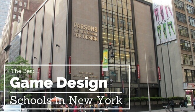 The 11 Best Video Game Design Schools in New York