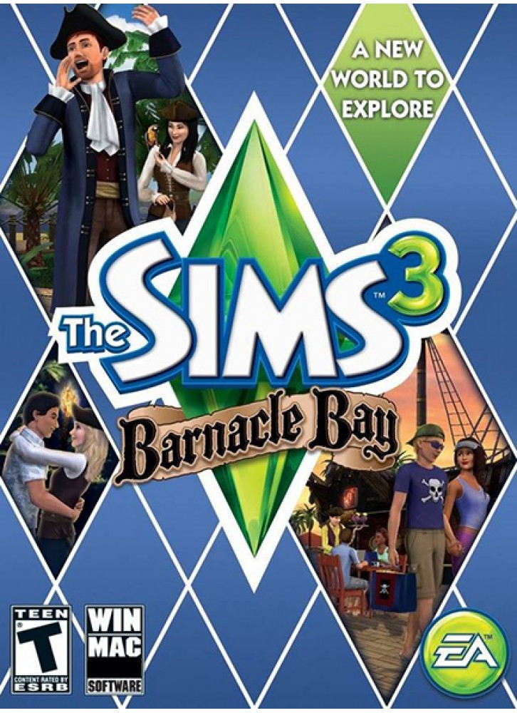 The Sims 3 Barnacle Bay PCMac Download Official Full Game