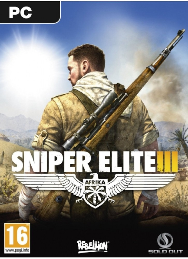 Sniper Elite 3 PC Download Official Full Game