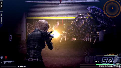 Game News: Final The 3rd Birthday Screenshots Before Release   GameDynamo