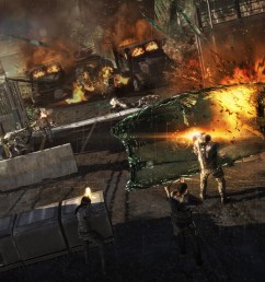 fuse screenshots for xbox 360 and ps3 insomniac games overstrike  [ 1280 x 720 Pixel ]