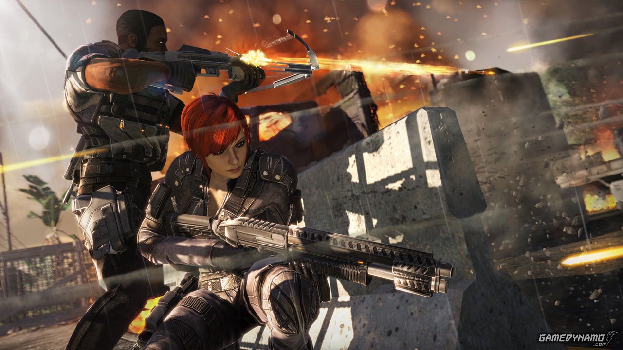 hight resolution of fuse xbox 360 ps3 preview screenshot