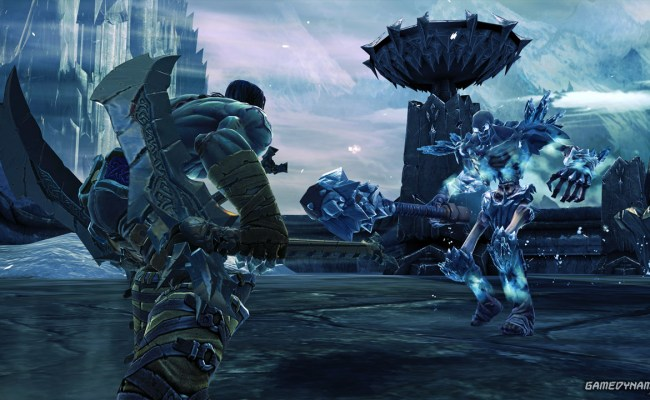 Darksiders Ii Xbox 360 Hands On Preview Gamedynamo