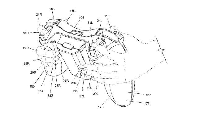 Game News: Microsoft patents biometric, pressure-sensitive