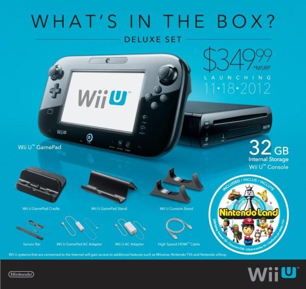 Wii U Deluxe Edition - Nintendo Fan Club Gamespot