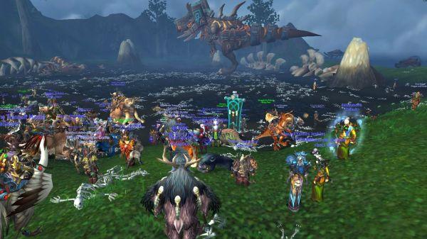 Wow Hunter Cool Pets Se7ensins Gaming Community - Year of